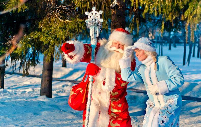 Как стать Снегурочкой и Дедом Морозом: инструкция для родителей